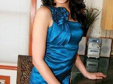 Liz Mac Blue Dress
