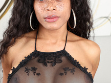 Kayla Moon Big Black Tgirl Cock Beauty