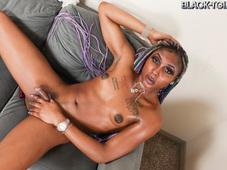 Jordan Malanii Monroe Dildo Sexy Tgirl Play