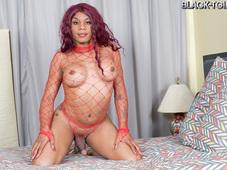 Amelia Badd Big Hard Black Tgirl Babe