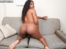 Diamond Jai Hot Big Cock Black Tgirl