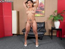 Naraya Black Tgirl Florida Booty