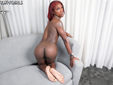 Hazel Rose Sexy Ebony Tgirl Booty Babe