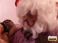 Santas Shemale Present