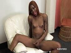 Casmia Gettens Black Tgirls Babe