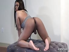 Dlondonn Black Tgirl Booty