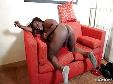 Black Cherry Amazing Hot Booty Tgirl
